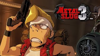 BULLET HELL - Metal Slug 3 Gameplay PC