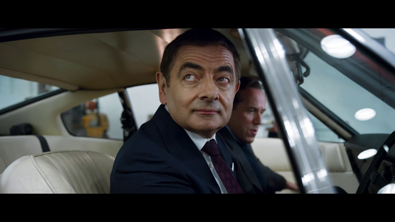 Johnny English Strikes Again Cars Featurette In Theaters October