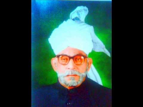 MUBALIGH-E-AZAM  HAZRAT MAULANA MUHAMMAD ISMAIEL SAHIB     1973  Part:3