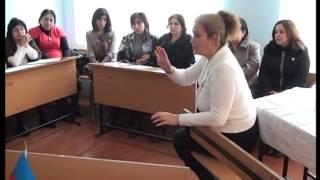 Город Ширван открытый урок английского языка Кямиля Гасанова школа 10  2   часть