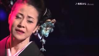 坂本冬美が説絶と歌い上げる。