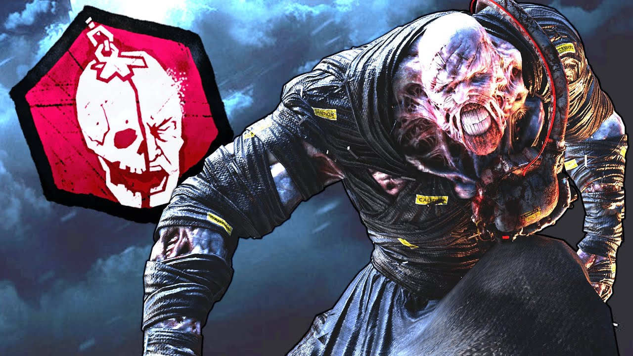 THE NEMESIS is in Dead by Daylight