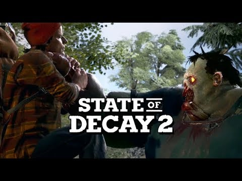 State of Decay 2 Gameplay German - Koloss Zombie aufgetaucht