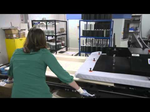 Professional photo lab metal prints