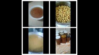 alıç marmelatı nasıl yapılır / kolay alıç marmelatı yapılışı/ hawthorn marmalade
