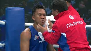 KL2017 29th SEA Games | Boxing - 69kg-75kg FINALS - 🇹🇭 THA vs 🇵🇭 PHI | 24/08/2017