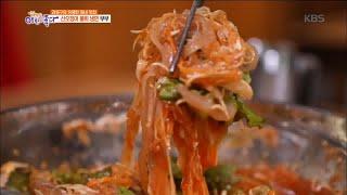 [맛잇는 인생] 강동구의 유명한 동네 맛집 산오징어 물…