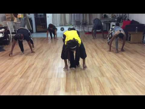 Shari Caldwell - African Dance Pop Up Class
