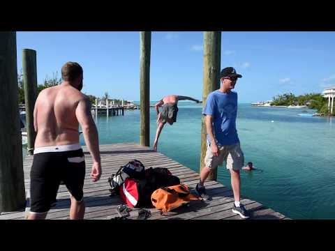 Crooked Island Bahamas- Boy's Fishing Trip 2017