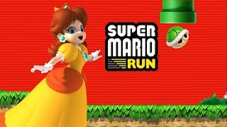 Super Mario Run Biggest Update New Character Daisy and NEW Mode Coming Soon!