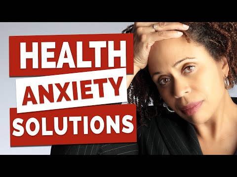 How To Deal With Health Anxiety And Hypochondria