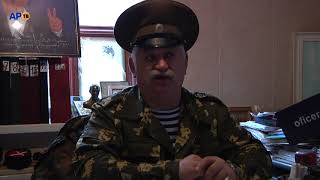 Козицын о ситуации в Луганске
