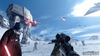 видео Star Wars Battlefront обзор, системные требования и режимы игры