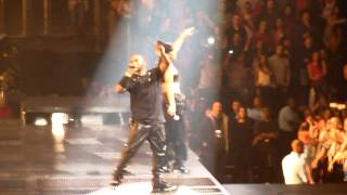 jay z kanye west rihanna turn off the lights watch the throne live london o2 20 may 2012