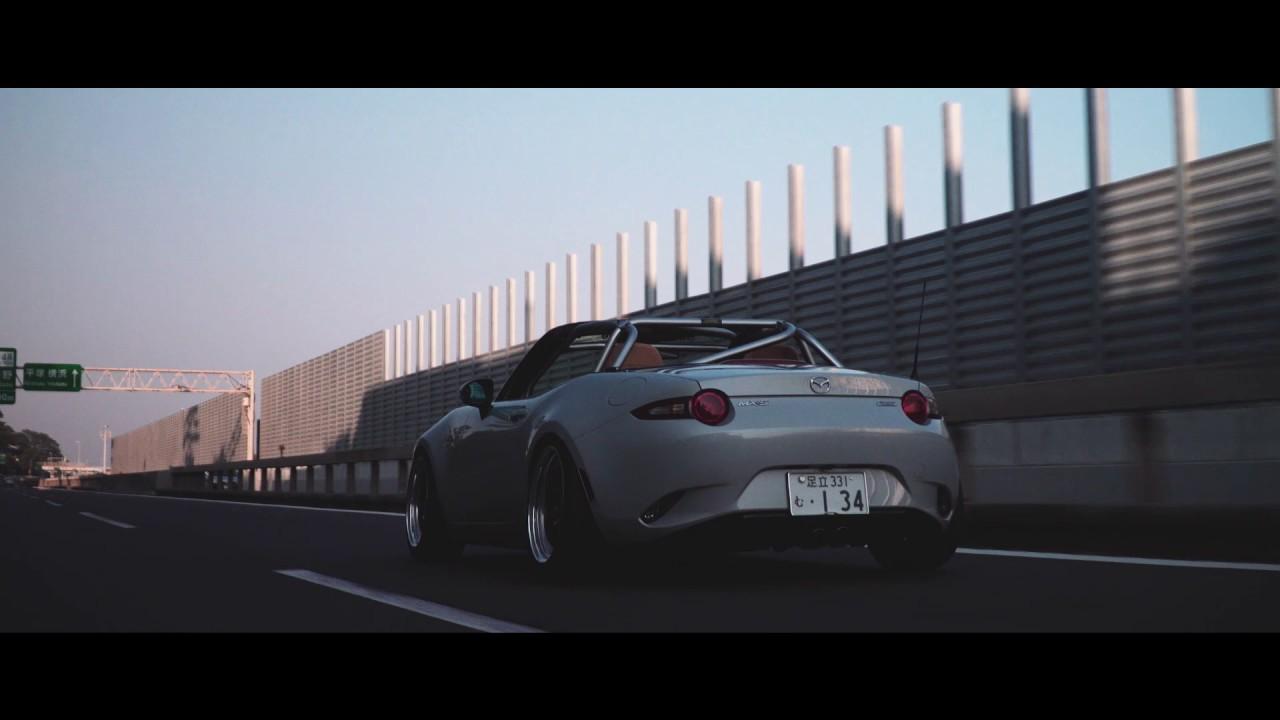This 500-HP Mazda ND MX-5 Miata Is JDM Premium Street Style