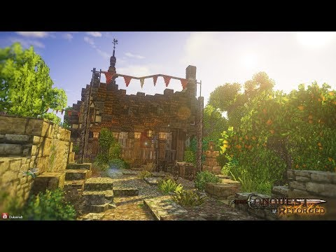 Past Broadcast - Conquest Reforged - Chateau de Lumiere (Finishing Chandler, Details Around)