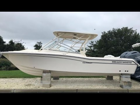 2019 Grady-White Freedom 255 Boat For Sale at MarineMax Ocean View, NJ