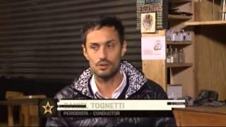 """Entrevista Social Club""- Daniel Tognetti- Bloque 1"