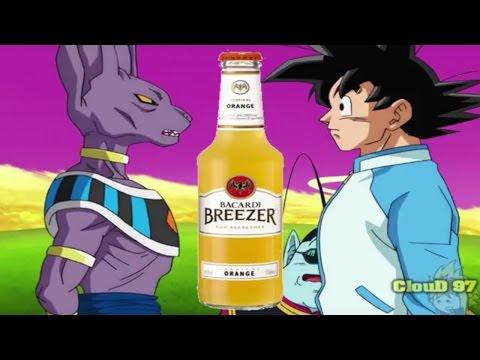 Ytp ita Goku vuole battere con Lord SuuS