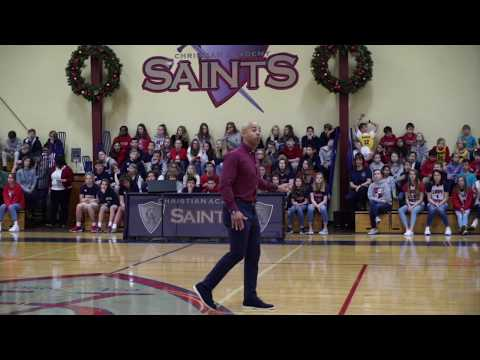 Live in Truth | Christian Academy of Myrtle Beach Holiday Hoopla (December 2019)
