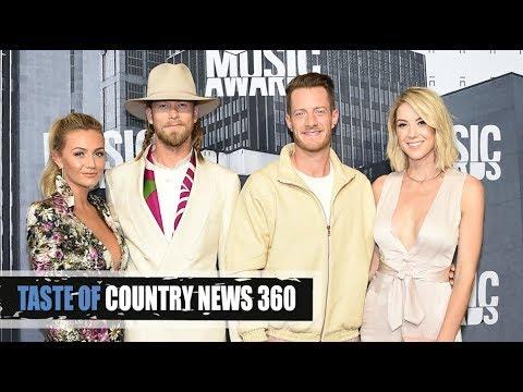 Florida Georgia Line Surprise Serenade Their Wives - Taste of Country News 360