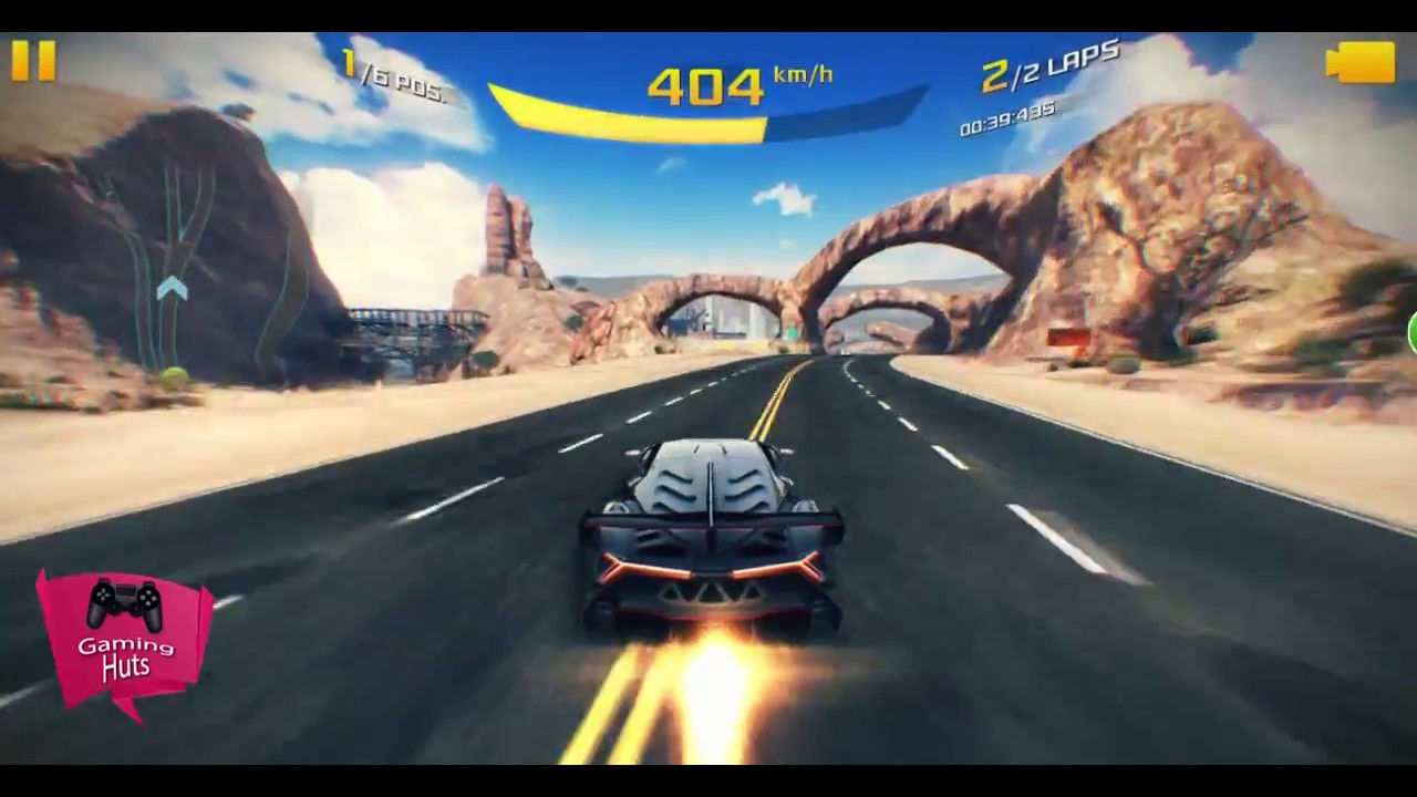 Asphalt 8 Lamborghini Veneno Vs All S Class Sports Car