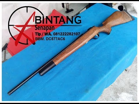 .177 Cal Pellet Gun Air rifle VS steel plate 1,5mm Trick Shots - senapan angin PCP Bintang senapan