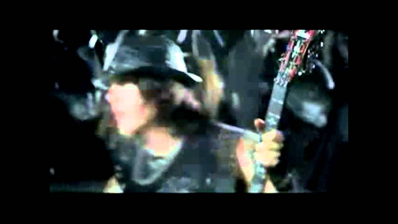 avenged sevenfold beast and the harlot music video