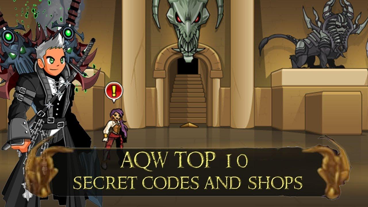 Aqw Free Classes Codes
