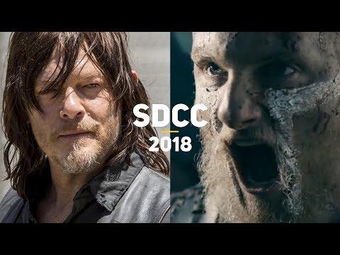 8 лучших сериалов SDCC 2018 | Викинги, Майя МС, Ходячие мертвецы