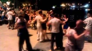 French folk dance 2, les quais de la seine 2014