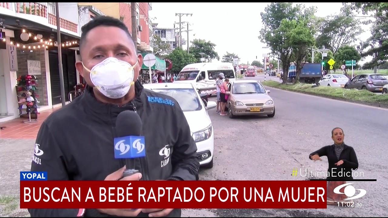 RAPTAN BEBÉ DE 23 DÍAS DE NACIDO EN YOPAL, AUTORIDADES BUSCAN A UNA MUJER VENEZOLANA SEÑALADA DE SER