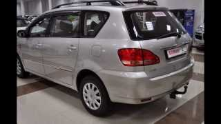 2001 TOYOTA AVENSIS VERSO (PICNIC-IPSUM) 2.0 DIESEL in Khabarovsk Russia - AutoDealerPlaza.com