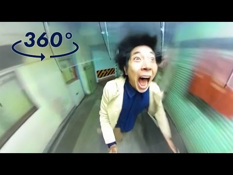 Pony Pony Run Run - Alright (CLIP en 360° - OFFICIEL)