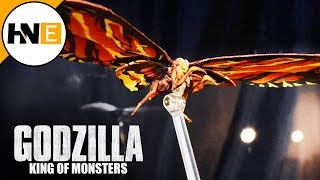 Mothra FULLY REVEALED for Godzilla: King of the Monsters