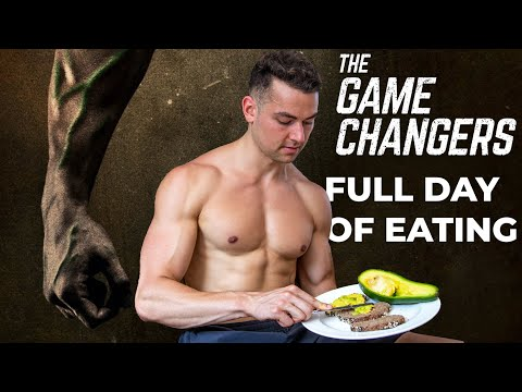 What Game Changers Athletes Eat