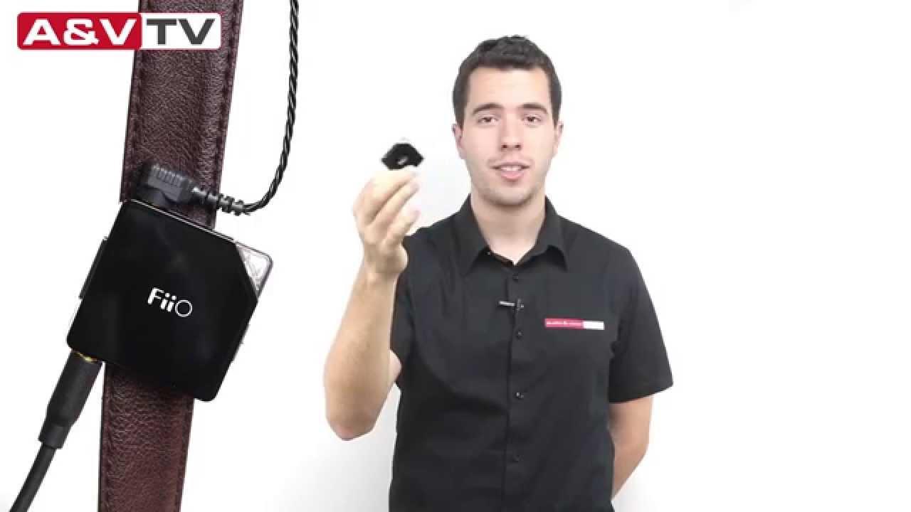 FiiO E06 Fujiyama mobil fejhallgató erősítő teszt AV-Online - YouTube c2607802be