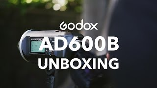 Godox AD600B and X1 Trigger (Canon) Unboxing and Test