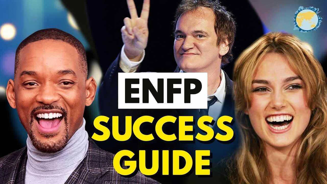 ENFP Advice - How To Succeed in Your Business or Career