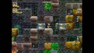 This is how you move on level 148 {moorhuhn)crazy chicken jewel of darkness.flv