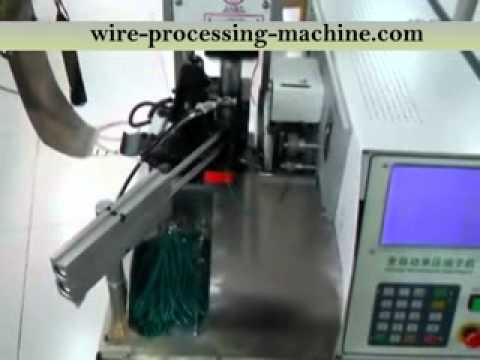 Wire Harness Machine Http Www Cablecutting Net Youtube