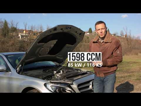Prvi krug luksuza!  Mercedes-Benz C 180 D - test Juraja Šebalja