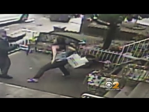 Exclusive: Postal Worker Attacked
