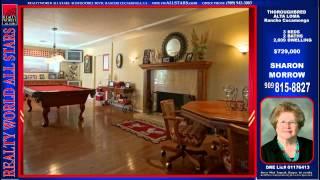 Thoroughbred Alta Loma Homes Realty World All Stars Sharon Morrow Rwallstars