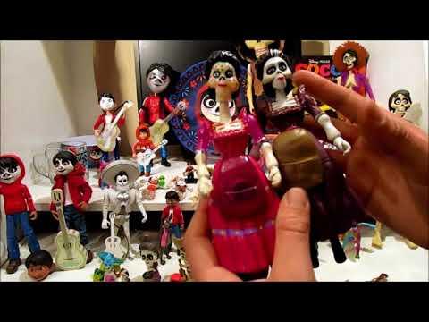 Ver Colección figuras de la pelicula COCO – Coco Collection (Bootleg mama Coco) en Español