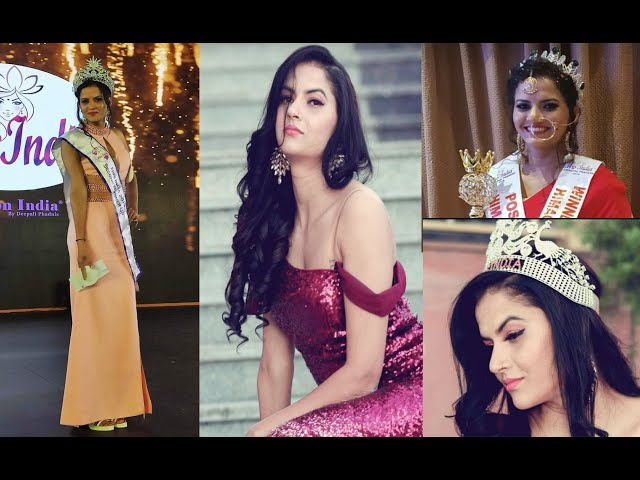 How Pooja Won the Mrs. India Title (2nd Runner Up) in 2019