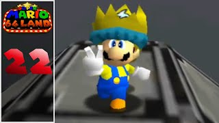 Super Mario 64 Land Episode 22 Zap Mario