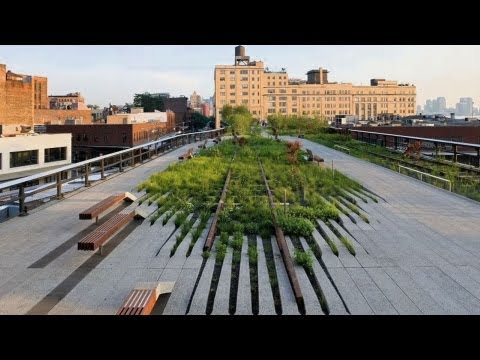 MetroFocus Full Episode: NYC Parks, Bridges, The Village, Sandy Art