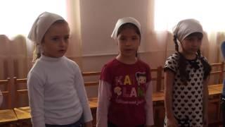 Детский сад №112 конкурс  ко дню  мира