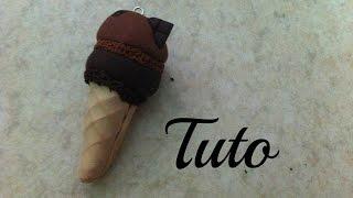 Tuto Fimo : Cornet de glace